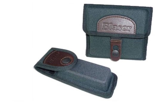 Case for Knife and Case for Cartridges