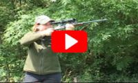 Video about Rifle Sling AUTOMATIC and Gun Protector