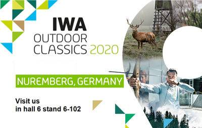 "Exhibition Poster ""IWA OutdoorClassics"" 2020"
