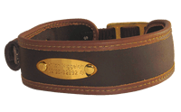 """INDIVIDUELL"" Leather Collar"