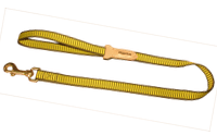 "2.8 Feet Lead ""QUICK"" in yellow-olive"