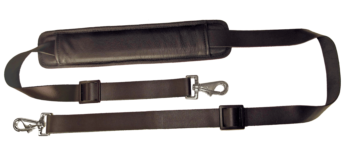 Durable shoulder strap for the Ex area.