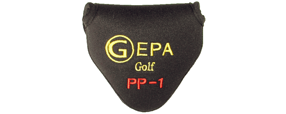 Protective bag for golf putter