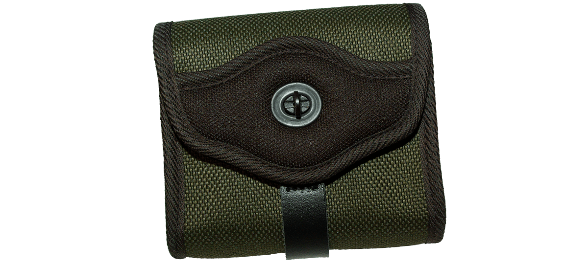 Ammunition Bag Hunting,Shooting Bag With Game Carrier Made of Cordura /& Leather